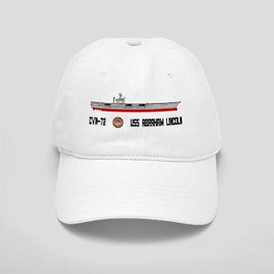 USS Lincoln CVN-72 Cap