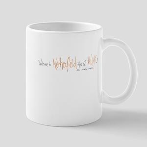 Caroline Bingley Netherfield Mug