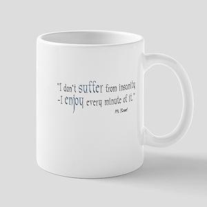 Mr. Bennet Insanity2 Mug
