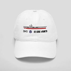 USS Washington CVN-73 Cap