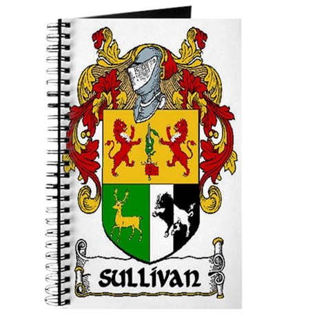 Sullivan Coat of Arms Journal
