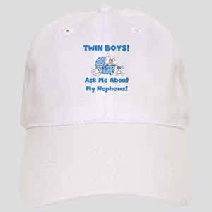 Aunt Twin Boys Cap