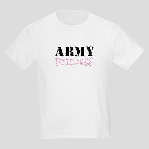 Army Princess Kids Light T-Shirt