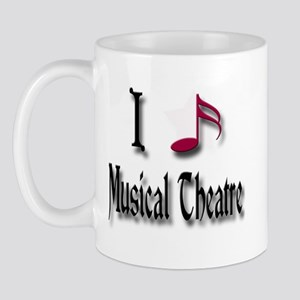 Love Musical Theatre Mug