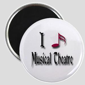 Love Musical Theatre Magnet
