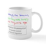 SpecGram NLP Monkey 11 oz Ceramic Mug