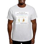 SpecGram NLP Monkey Light T-Shirt
