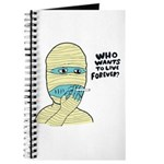 Who Wants To Live Forever? (S Journal