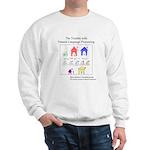 SpecGram NLP Pretty Little Girls Sweatshirt