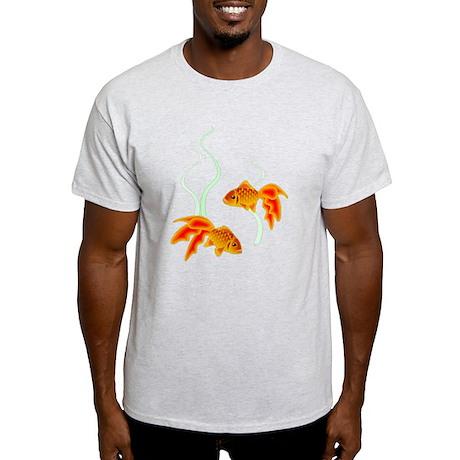 Chinese Koi Goldfish Light T-Shirt