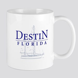 Destin Sailboat - Mug
