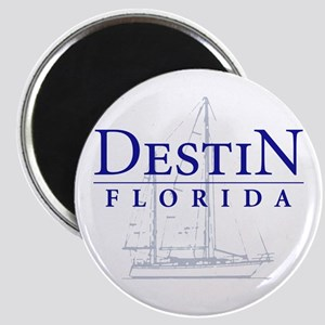 Destin Sailboat - Magnet