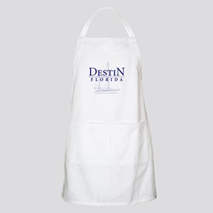Destin Sailboat - BBQ Apron