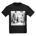 SG Computational Linguist Kids Dark T-Shirt