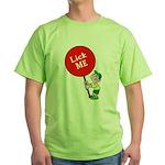 Lick Me Green T-Shirt