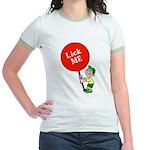 Lick Me Jr. Ringer T-Shirt
