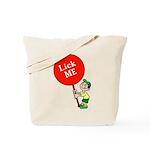 Lick Me Tote Bag