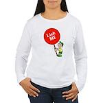 Lick Me Women's Long Sleeve T-Shirt