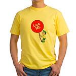 Lick Me Yellow T-Shirt
