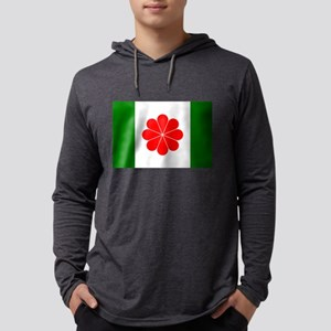 Flag of Independent Taiwan – T Long Sleeve T-Shirt