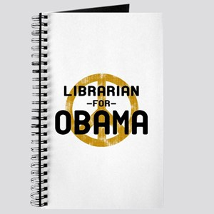 Librarian for Obama Journal