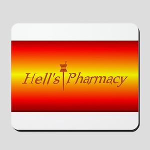 Hell's Pharmacy Mousepad