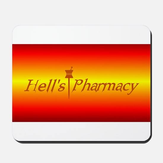 Hell's Pharmacy Mousepad