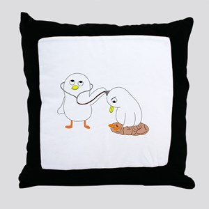 Psychiatrist Throw Pillow