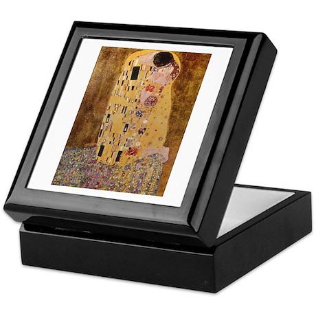 Gustave Klimt Keepsake Box