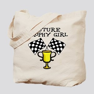 Future Trophy Girl Tote Bag