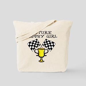 Future Trophy Girl Tote Bag