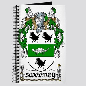 Sweeney family crest gifts cafepress sweeney coat of arms journal thecheapjerseys Gallery