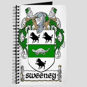 Sweeney clan crest gifts cafepress sweeney coat of arms journal altavistaventures Image collections