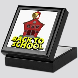 Back To School (B) Keepsake Box