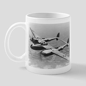 P-38 Lightning Mug