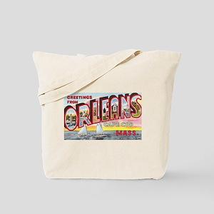 Orleans Cape Cod Massachusetts Tote Bag