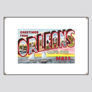 Orleans Cape Cod Massachusetts Banner