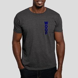 WOOF/DARK BLUE MOSAIC/PKT Dark T-Shirt
