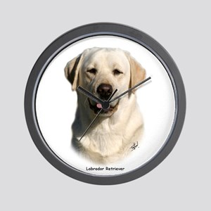 Labrador Retriever 9Y383D-267 Wall Clock