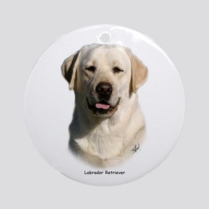 Labrador Retriever 9Y383D-267 Ornament (Round)