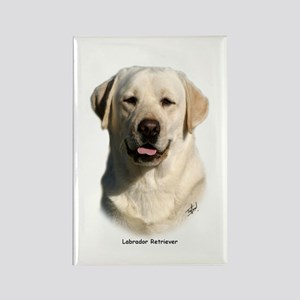 Labrador Retriever 9Y383D-267 Rectangle Magnet