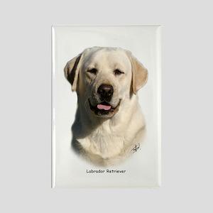 Labrador Retriever 9Y383D-267 Rectangle Magnet