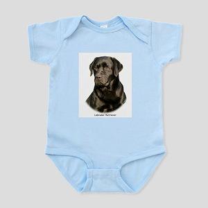 Labrador Retriever 9Y245D-018 Infant Bodysuit