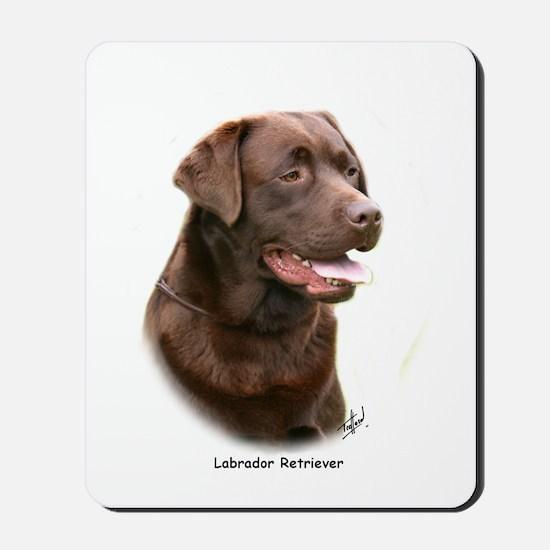 Labrador Retriever 9Y243D-004a Mousepad