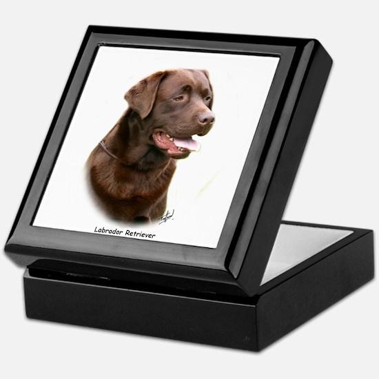 Labrador Retriever 9Y243D-004a Keepsake Box