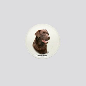 Labrador Retriever 9Y243D-004a Mini Button