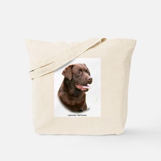 Labrador Retriever 9Y243D-004a Tote Bag