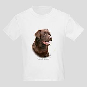 Labrador Retriever 9Y243D-004a Kids Light T-Shirt
