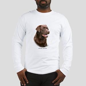 Labrador Retriever 9Y243D-004a Long Sleeve T-Shirt