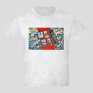 Gulf Coast Greetings Kids Light T-Shirt